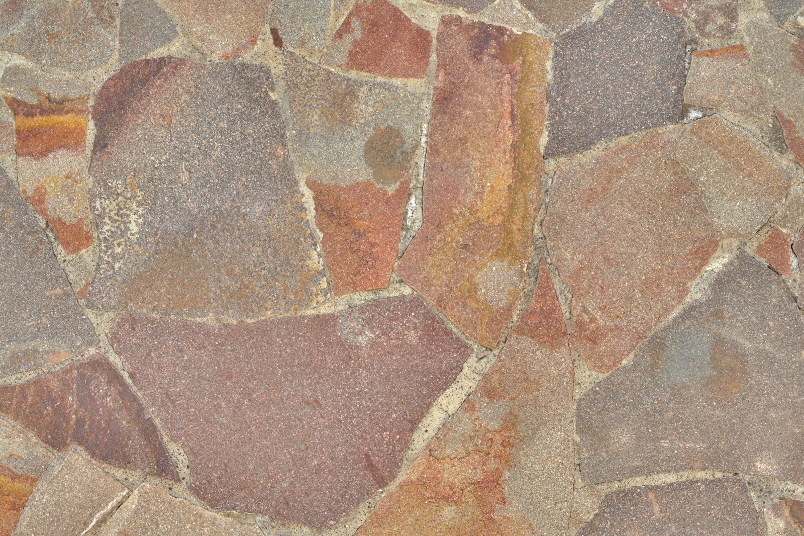 stone floor tile texture. Stone Large Coloured Floor Tiles Texture 4770x3178 High Resolution Seamless Textures