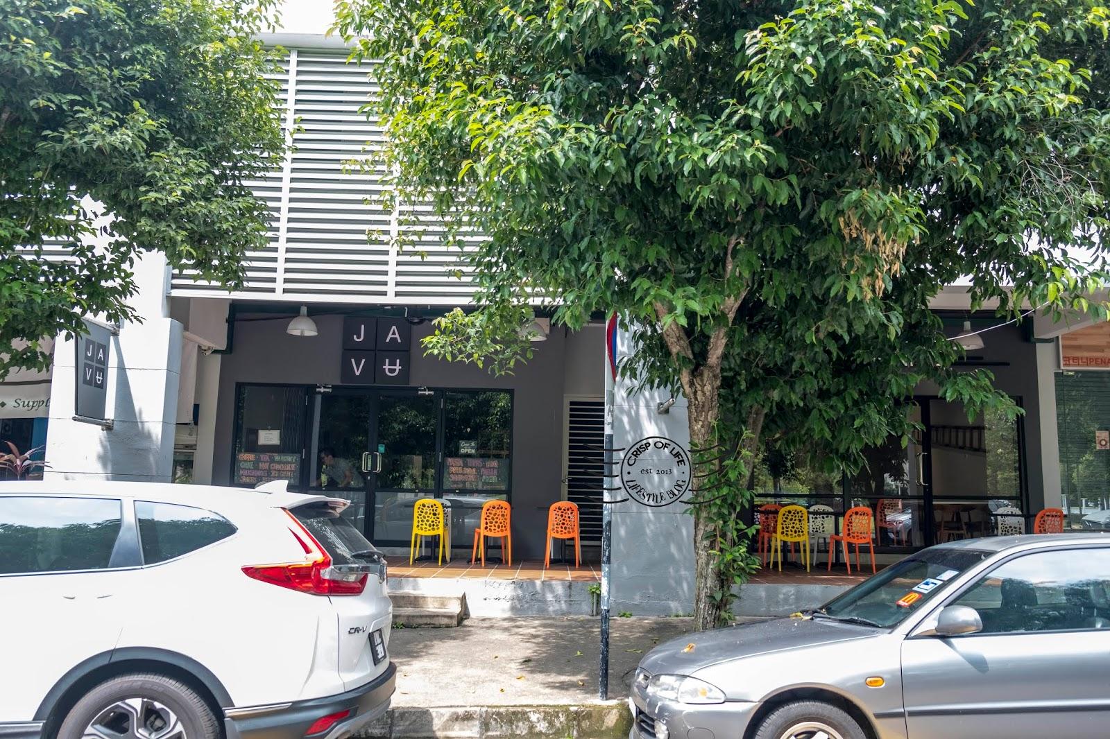 Javu Cafe @ Lebuh Lembah Permai, Tanjung Bungah, Penang