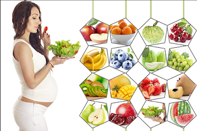 Healthy Food For Pregnant Women.