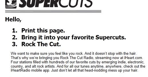 supercuts haircut coupons bellevuedeals 2 at supercuts 4224 | sc2dollars