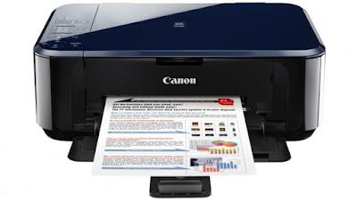 Canon Pixma E500 Printer Driver Free Download For Windows 7
