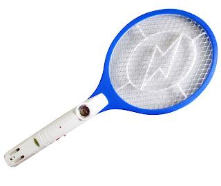 मच्छरों के लिए इलेक्ट्रिक बैट