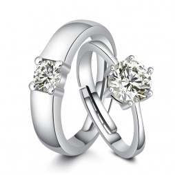Cheap Wedding Rings Sets His And Hers