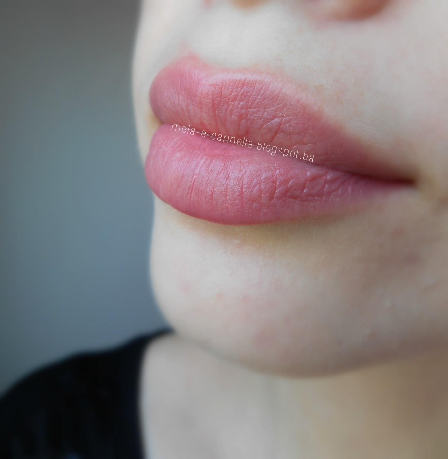 Mela E Cannella Avon Shine Burst Lipstick Rose
