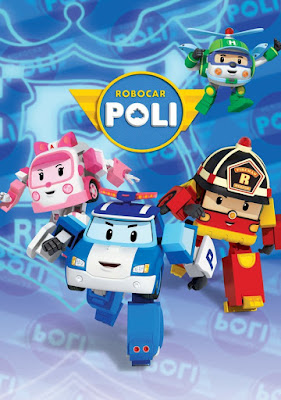 Robocar Poli 2018 Custom HD Latino