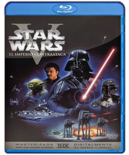 Star Wars Episodio 5 El Imperio Contraataca HD 1080p Latino