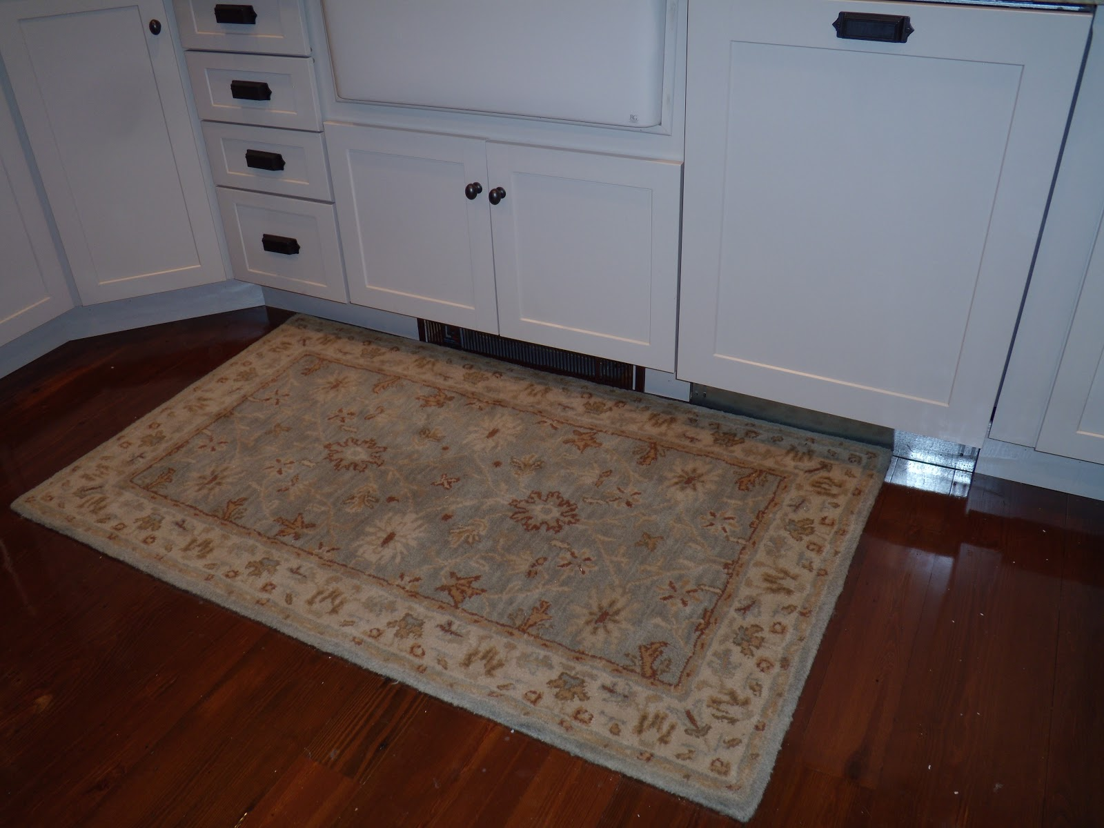 kitchen rugs kohls