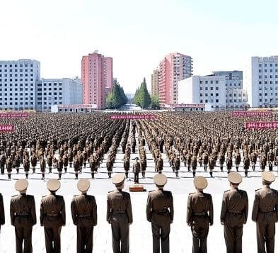 ciudad de carton corea del norte ciudad de mentira ciudad escenario kim jong un