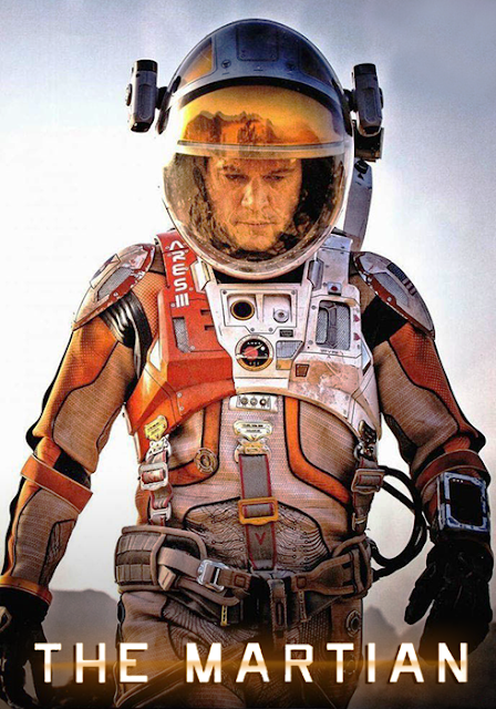Matt Damon în The Martian