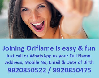 Join Oriflame in Noida
