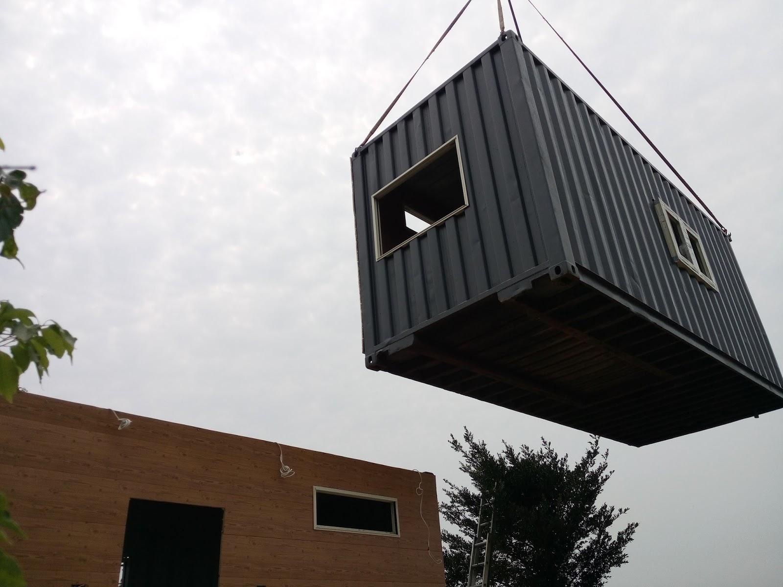 中臺貨櫃屋設計工坊