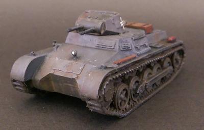 1/56 Blitzkrieg Miniatures Panzer 1