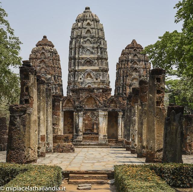 Wat SI Sawai, Sukhothai, second viharn