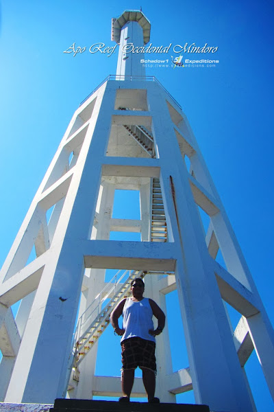 Apo Reef Island Lighthouse - Schadow1 Expeditions