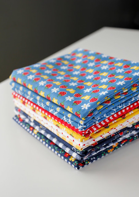 Gingham Girls fabric by Amy Smart for Penny Rose Fabrics