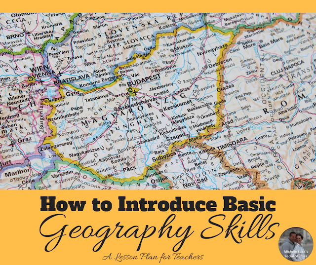How to Introduce Basic Geography Skills in Your Social Studies Classroom
