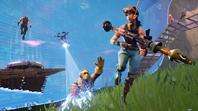 Fortnite Battle Royale 5.30.0-4308 Apk + Data for Android