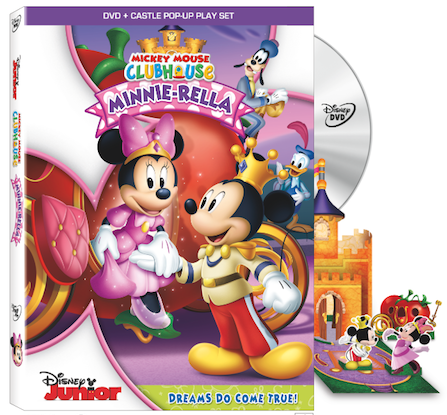 DVD Review - Mickey Mouse Clubhouse: Minnie-Rella