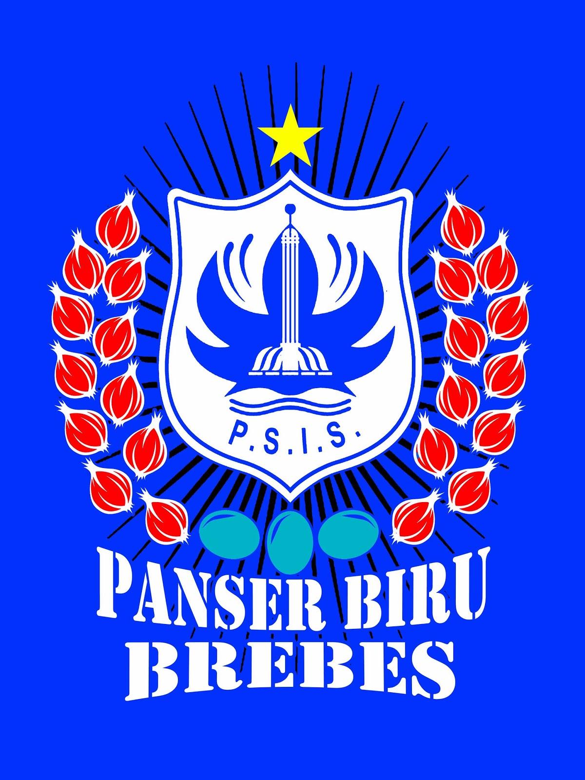 panser biru brebes logo panser biru brebes