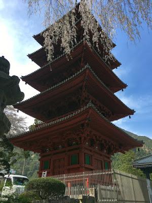 久遠寺 五重塔