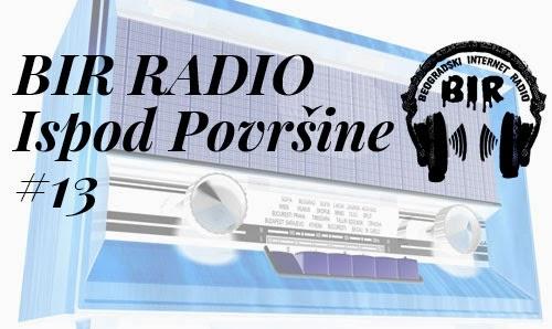 BIR radio played Dichotomy Engine on ispod povrsine episode 13