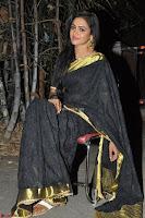 Sowjanya in Black Saree ~  052.JPG
