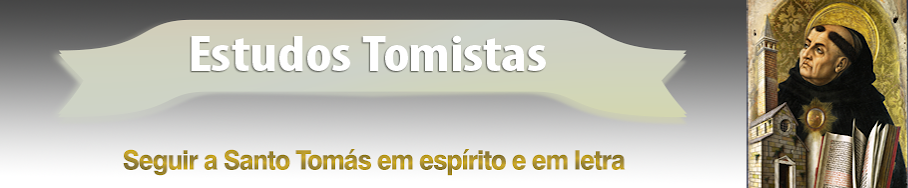 Estudos tomistas