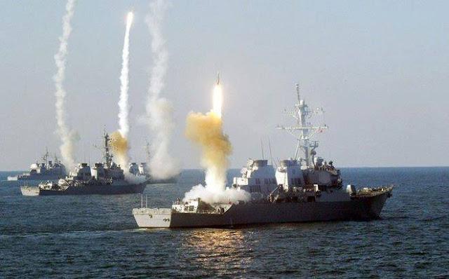 Tên lửa Mỹ tấn công Syria
