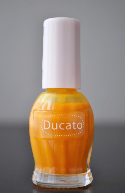 I'll Have My Nails Sunny Side Up, Please! Ducato Nail Polish