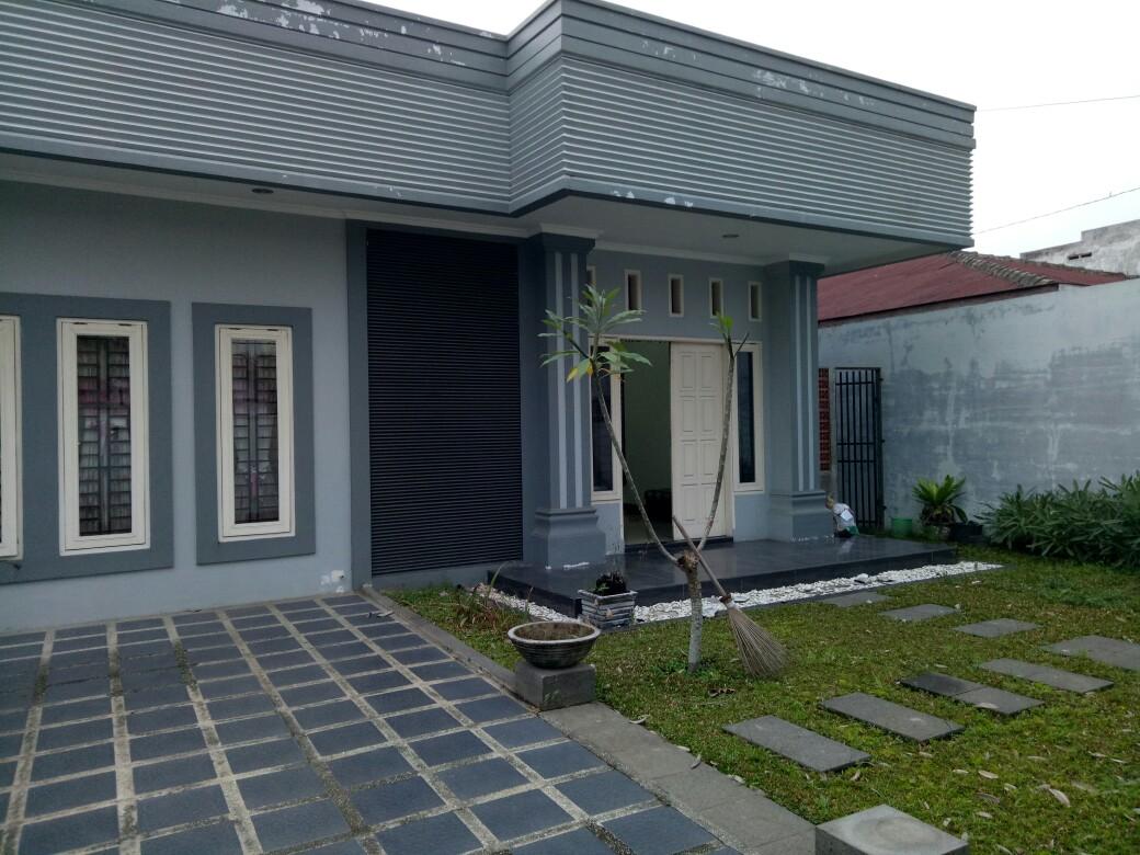Rumah Bekas Mewah Amp Bagus Di Jln Pancing Dekat Gerbang