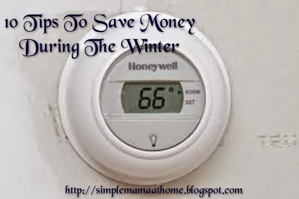 10 Tips To Save Money During The Winter