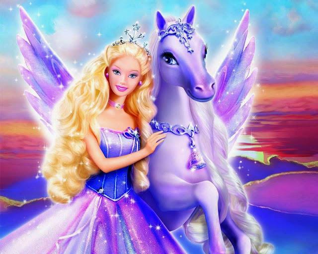 Gambar Wallpaper Kartun Barbie - WALLPAPER KUSMIA