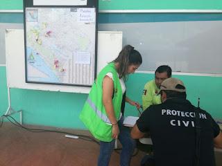 Reconoce Orantes López al Sistema de Protección Civil