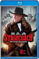 La Diligencia: La Historia de Texas Jack (2016) HD 720p Español