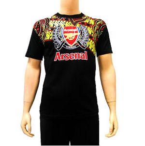 Kaos Batik Modern Arsenal