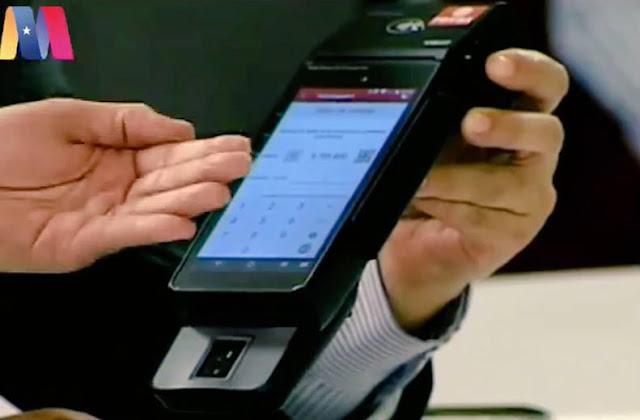 Lectura biométrica activará dispositivo para subsidio de la gasolina