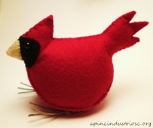 Free Felt Patterns And Tutorials Free Felt Pattern Tutorial