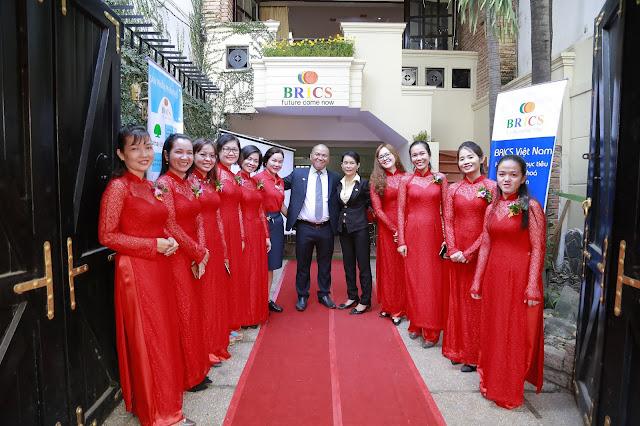 BRICS VIỆT NAM KHAI TRƯƠNG VĂN PHÒNG THỨ 2 TẠI TP. HỒ CHÍ MINH.