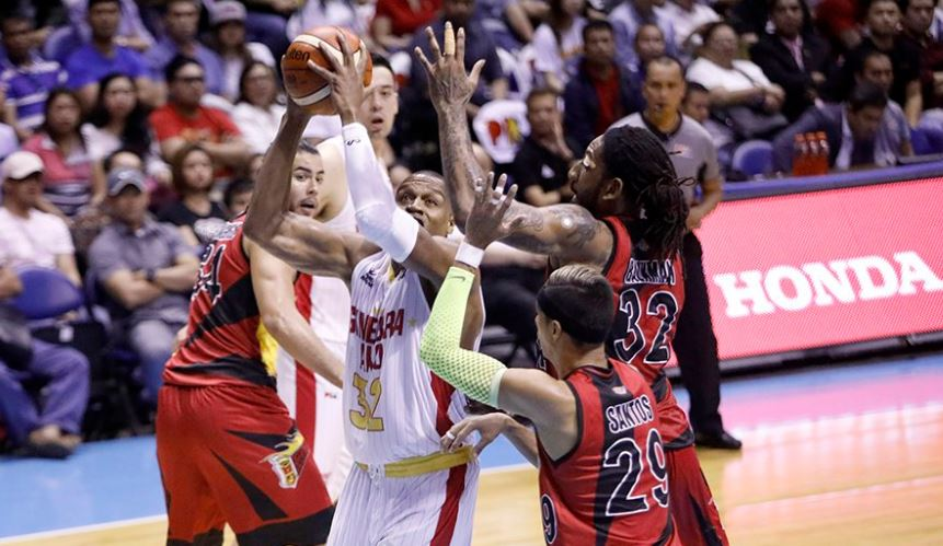 LIVE STREAM: Ginebra vs San Miguel Game 5 PBA Commissioner's Cup Finals 2018