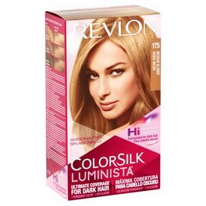 Thuốc Nhuộm Tóc Chính Hãng Mỹ Revlon colorsilk Medium Blonde Số 175
