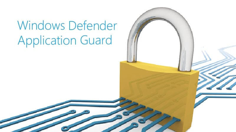 How to enable Microsoft Defender Application Guard for Microsoft Edge on Windows 10?