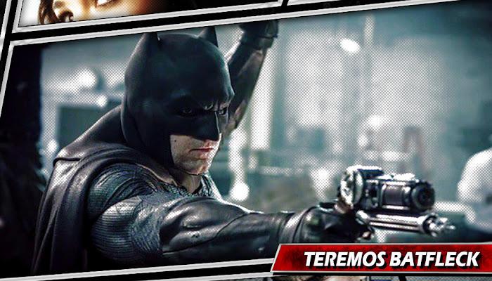 THE BATMAN   Matt Reeves confirma Ben Affleck no filme!
