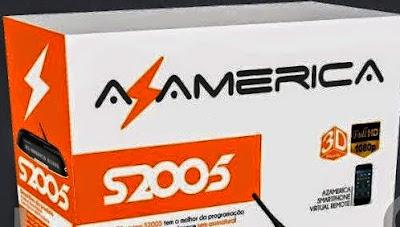 AZAMERICA S2005 LANÇAMENTO
