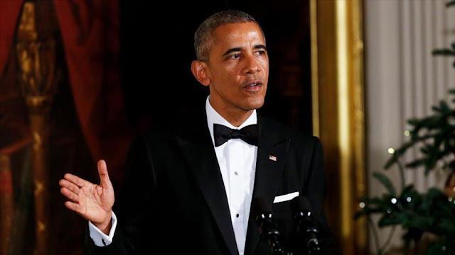 """Obama: Guerra de drones de EEUU parece más un """"videojuego"""""""
