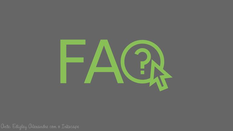 FAQ - Perguntas frequentes