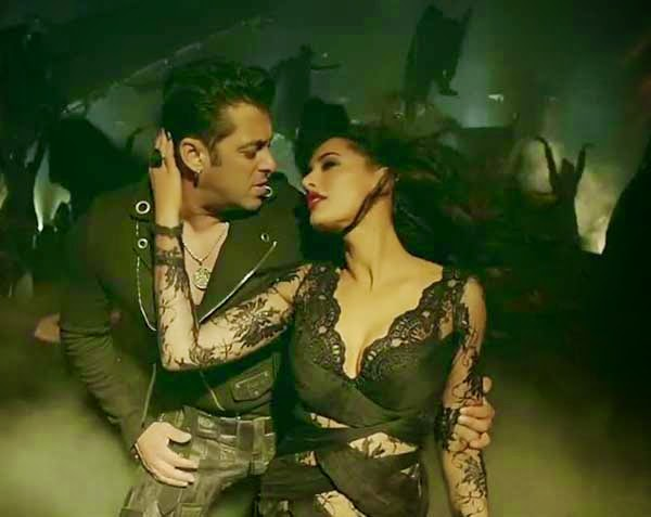 Salman Khan, Nargis Fakhri - Kick - Mp3 Video Movie Song Film Picture
