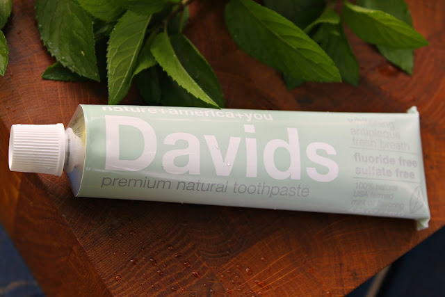 "Davids Natural Premium Toothpaste ""10 Winners"" Giveaway"