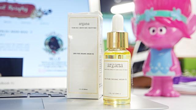 manfaat argan oil dan skincare yang aman untuk ibu hamil