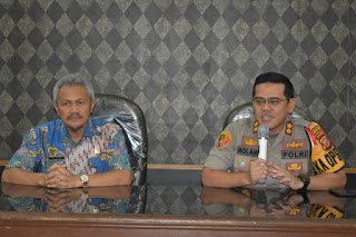 Polisi Akan Mengawasi Jalannnya  PPDB Untuk Mengurangi Tingkat Kecurangan