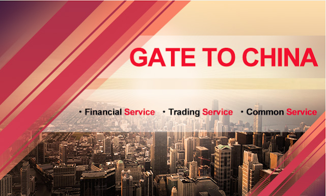 financial service,trading service,common service for international buyers